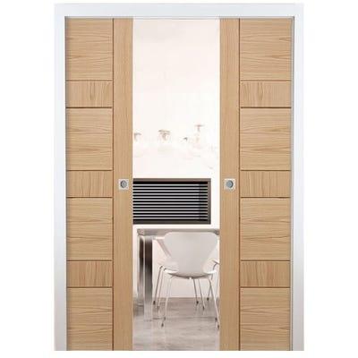 LPD Double Pocket Door System 1981 x 1676mm