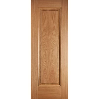 LPD Internal Oak Eindhoven 1 Panel Prefinished Door