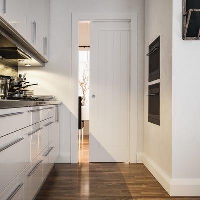 Deanta Single Pocket Door System 2044 x 726 x 125mm