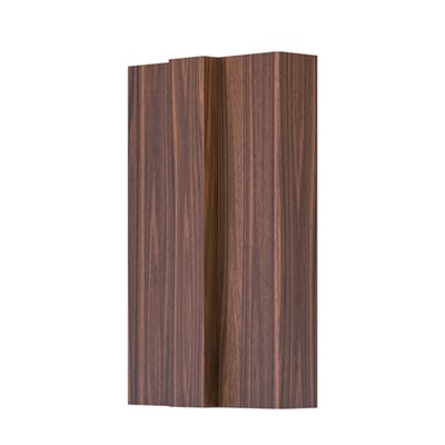 Deanta Walnut Prefinished Universal Fire Door Lining Set 2100 x 108 x 30mm