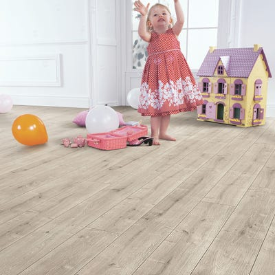 Elka 8mm Driftwood Oak ELV182 Laminate Flooring