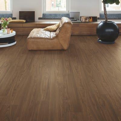 Quick Step Signature SIG4761 Chic Walnut Laminate Flooring