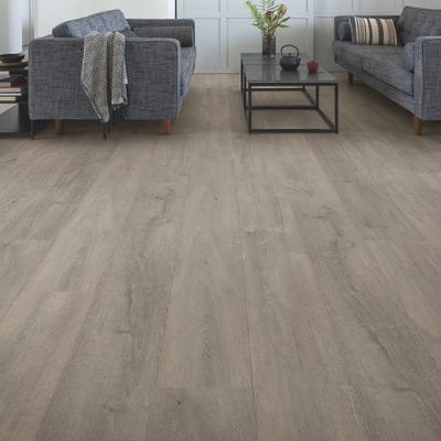 Quick Step Signature SIG4752 Patina Oak Grey Laminate Flooring