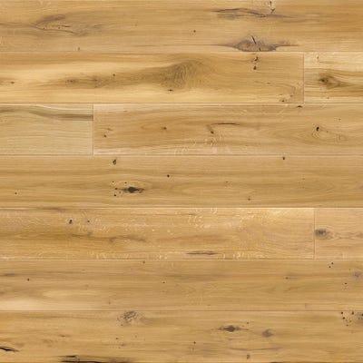 14 x 130mm Brushed Matt Lacquered Oak 5G LOC Engineered Wood Flooring