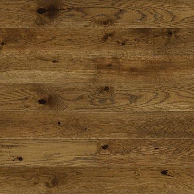 14 x 130mm Deep Smoked Oak 5G LOC Engineered Wood Flooring
