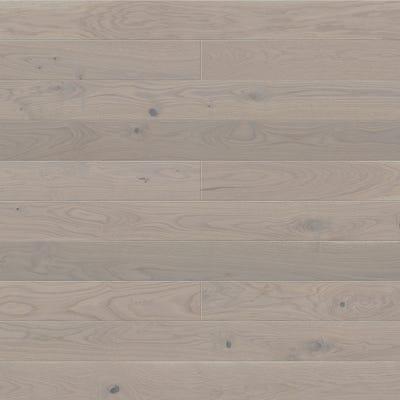 14 x 155mm Brushed Matt Lacquered Grey Oak 5G LOC Engineered Wood Flooring