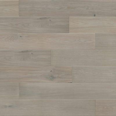 14 x 180mm Brushed Matt Lacquered Charleston Grey Oak 5G LOC Engineered Wood Flooring