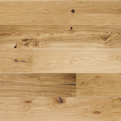 14 x 207mm Brushed & Oiled Oak 5G LOC Engineered Wood Flooring