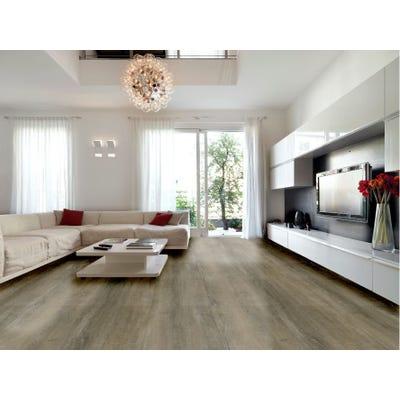 Craftsman Click 5mm Titanium Oak SPC Vinyl Flooring