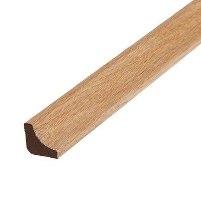 Oak Veneer Scotia Lacquered 2.4m