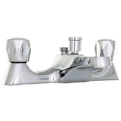 Alliance Skara Bath Shower Mixer & Kit Chrome