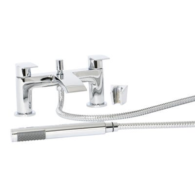 Coll Bath Shower Mixer Chrome