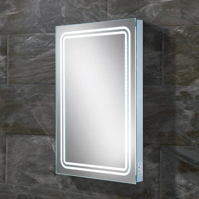 HIB Rotary LED Mirror