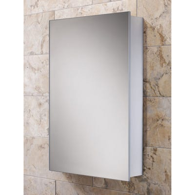 HIB Callisto Single Door Mirror Cabinet