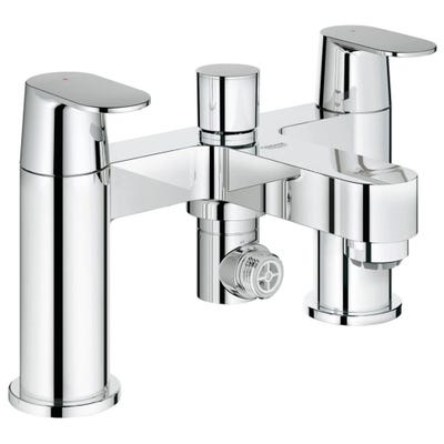 Grohe Eurosmart Bath Shower Mixer Tap Chrome