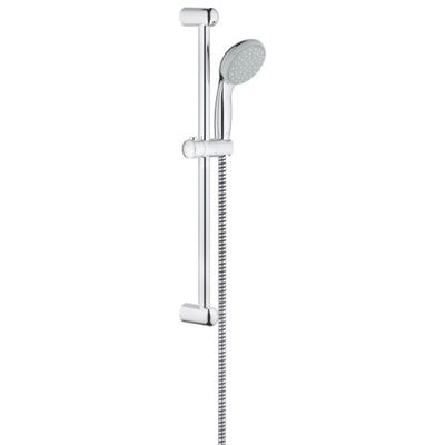 Grohe Tempesta Shower Riser Rail Set Chrome