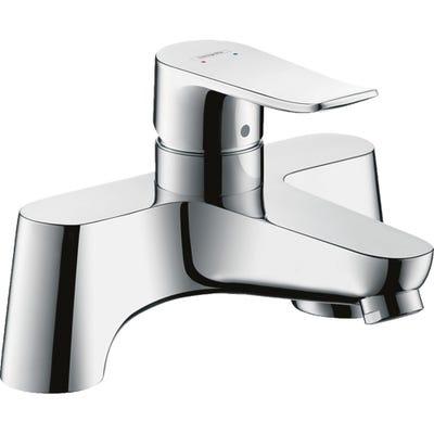 hansgrohe Metris Deck Mounted Bath Filler Low Pressure