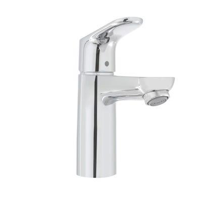 hansgrohe Focus 100 Single Lever Basin Mixer Tap Chrome