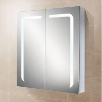 HIB Stratus 60 LED Mirror Cabinet