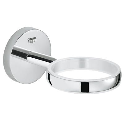 Grohe BauCosmopolitan Glass/Soap Dish Holder