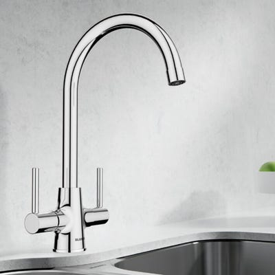 Blanco Mode Kitchen Mixer Chrome