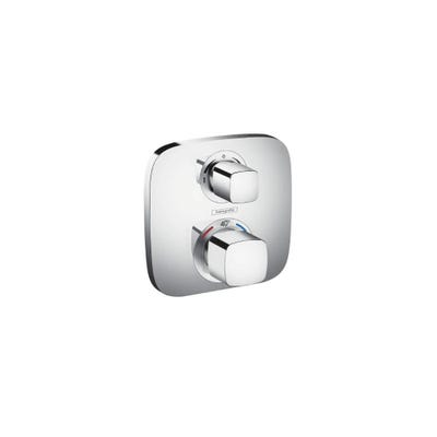 hansgrohe Ecostat E Thermostatic Concealed Mixer 2 Outlet