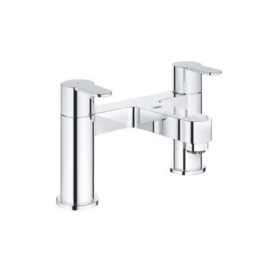 Grohe Bauedge Chrome Bath Filler Mixer