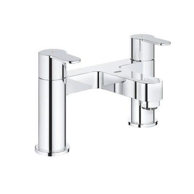 Grohe Bauedge Chrome Bath Filler Mixer