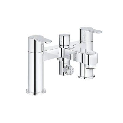 Grohe Bauedge Two-Handled Bath/Shower Mixer 1/2''