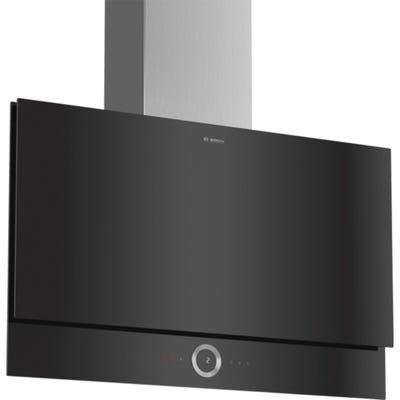 Bosch DWF97RV60B Serie 8 90cm Home Connect Slim Flat Glass Hood