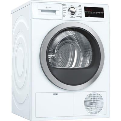 Neff R8580X3GB Freestanding Condenser Tumble Dryer 9Kg