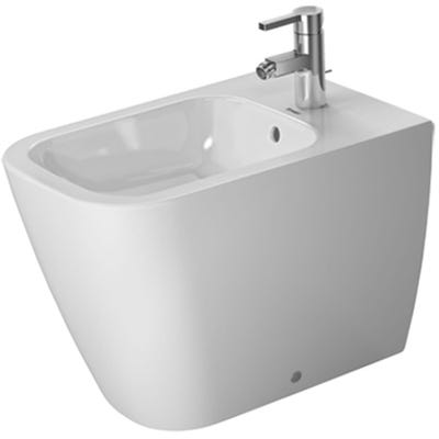 Duravit Happy D.2 Bidet Floor Standing 365mm x 570mm