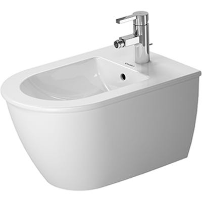 Duravit Darling New Bidet Wall Mounted 360 x 400 x 540mm