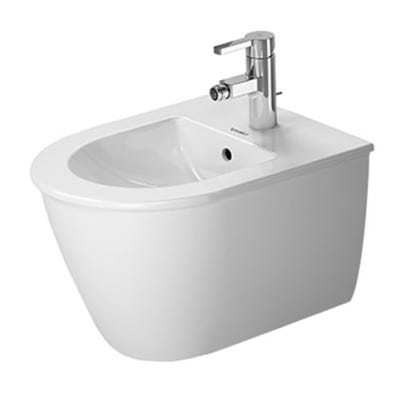Duravit Darling New Bidet Wall Mounted Compact 360 x 400 x 485mm