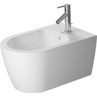 Duravit Me By Starck Wall Mounted Bidet 360 x 400 x 570mm