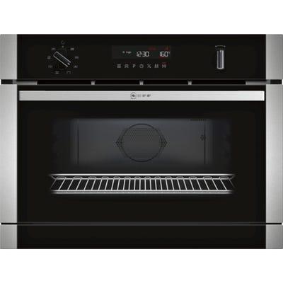 Neff C1APG64N0B N50 45cm Built-In Compact Microwave Oven