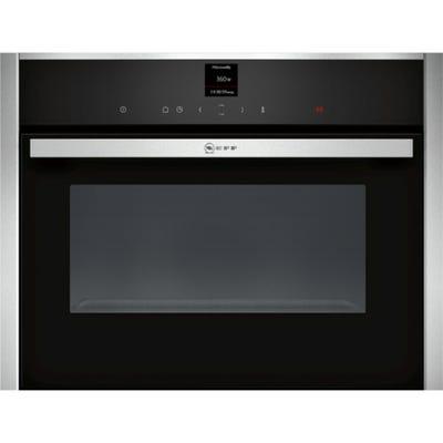 Neff C17UR02N0B N70 45cm Built-In Compact Microwave Oven