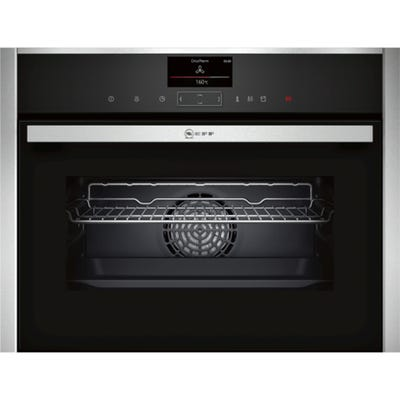 Neff C17FS32H0B N90 Built-In Compact Steam Oven