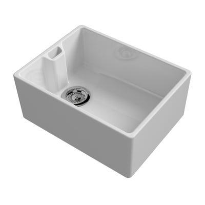 Reginox Belfast Ceramic Sink White