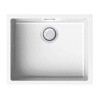 Reginox Multa 105 Inset Granite Sink White