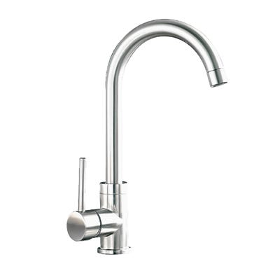 Eco Chrome Single Lever Kitchen Sink Mixer