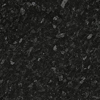 Oasis Black Flint Gloss 3000mm x 600mm x 38mm Worktop