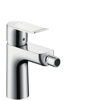 hansgrohe Metris Bidet Mixer With Pop-Up Waste