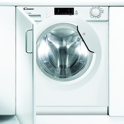 Candy CBWM 914D-80 Fully Integrated 9kg 1400 Spin Washing Machine