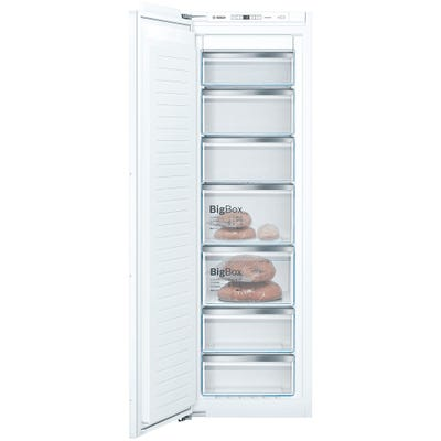 Bosch GIN81AEF0G Serie 6 Built In Single Door Freezer