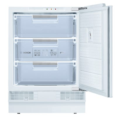 Bosch GUD15AFF0G Serie 6 Built Under Single Door Freezer