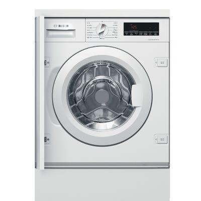 Bosch WIW28501GB Serie 8 8kg Integrated Washing Machine