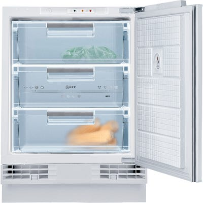 Neff G4344XFF0G N50 Built Under Single Door Freezer