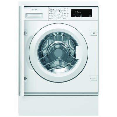 Neff W543BX1GB Built In Washing Machine Capacity 8Kg