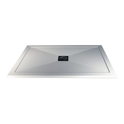 Reflexion 25mm Ultra-Slim 1400mm x 760mm Rectangular Tray & Waste